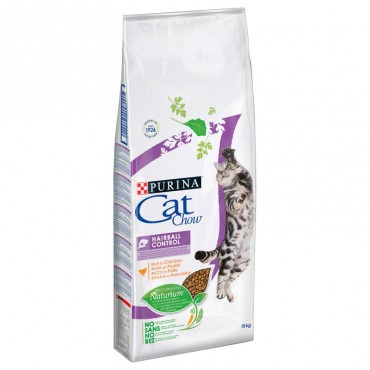Purina Cat Chow Adult Hairball 15kg