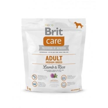 BRIT Adult Medium Lamb&Rice 1kg