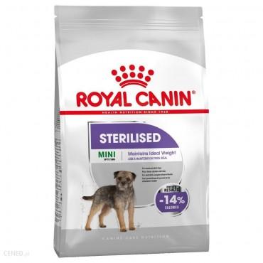 ROYAL CANIN Sterilised Small Dog 2kg