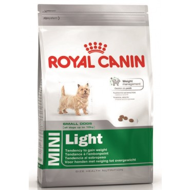 ROYAL CANIN Mini Light Weight (800gr.)