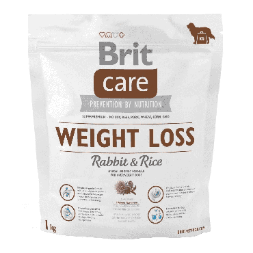BRIT Weight Loss Rabbit&Rice 1kg