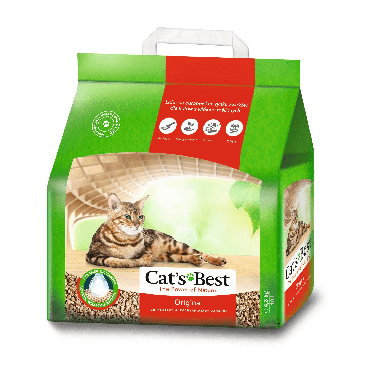 CAT'S BEST ORIGINAL 3kg/ 7l
