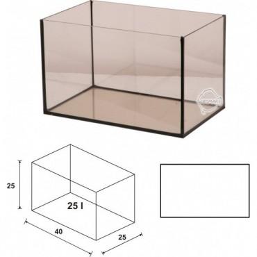 Akwarium Wromak 25L ( 40x25x25h )