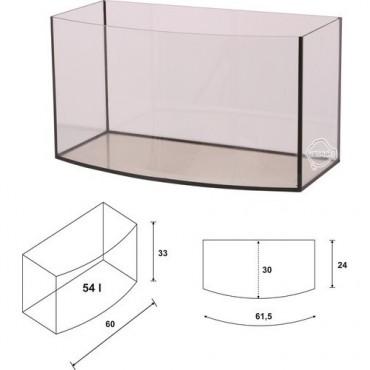 Akwarium Wromak profil 54L (60x30x33h)