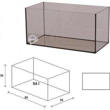 Akwarium Wromak 54L ( 60x30x30h )