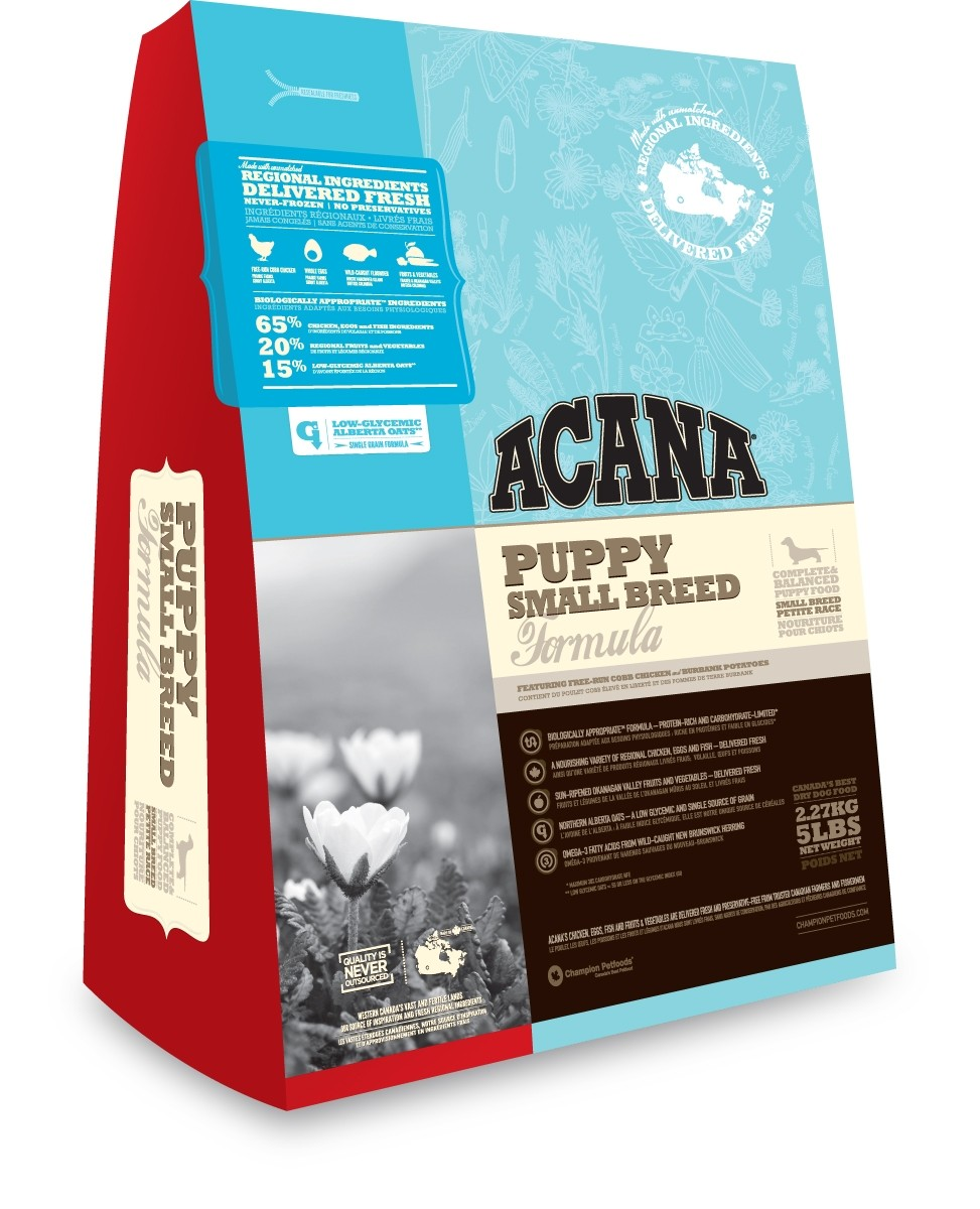 ACANA Puppy Small Breed 0,34kg