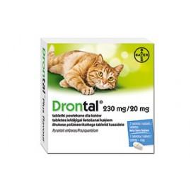 Drontal dla kotów (2tabletki)
