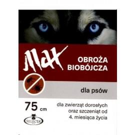 MAX obroża biobójcza dla psów małych (75cm)