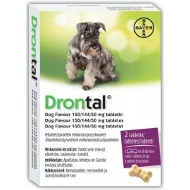 Drontal dla psów (2tabletki)