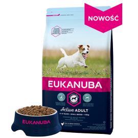 EUKANUBA Active Small Breed 15kg