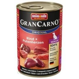 ANIMONDA GRANCARNO 400gr (wołowina + serca indycze)