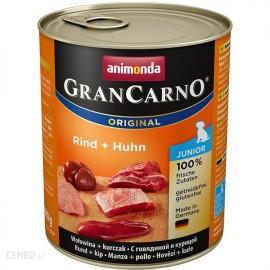 ANIMONDA GRANCARNO 800gr (wołowina + kurczak)