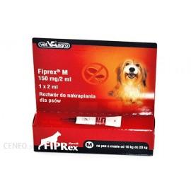 """Fiprex Pies """"M"""" 10-20kg (2ml)"""