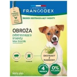 Francodex obroża odstraszająca insekty