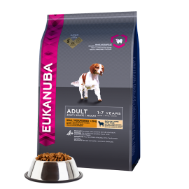 EUKANUBA Small/Medium Breed 3kg