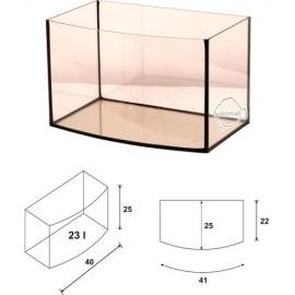 Akwarium Wromak profil 25L (40x25x25h)