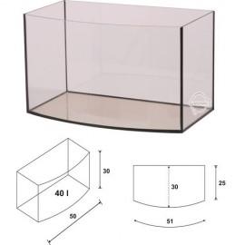 Akwarium Wromak profil 40L (50x30x30h)