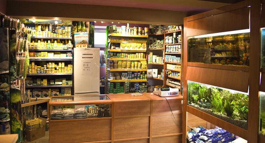 sklep zoologiczny w Krakowie